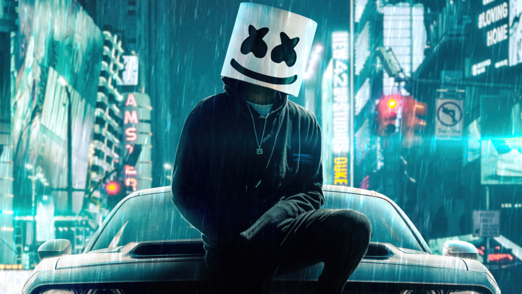 Marshmello Desktop Wallpaper
