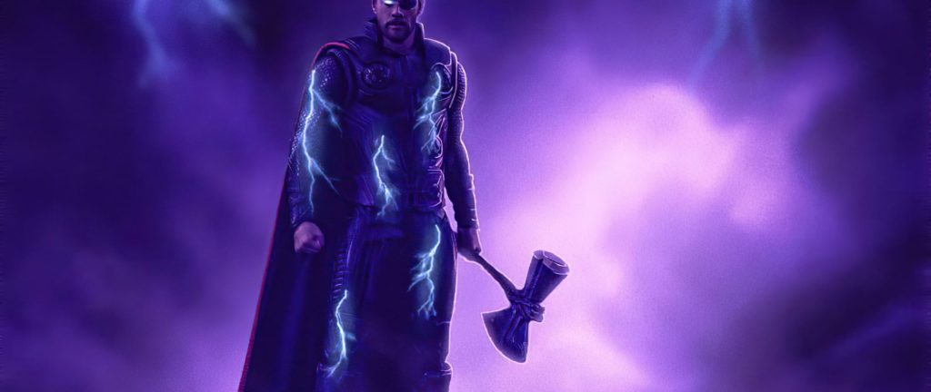 Thor Computer Background