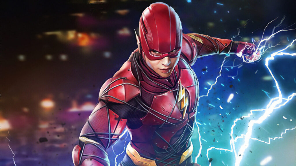 The Flash Background