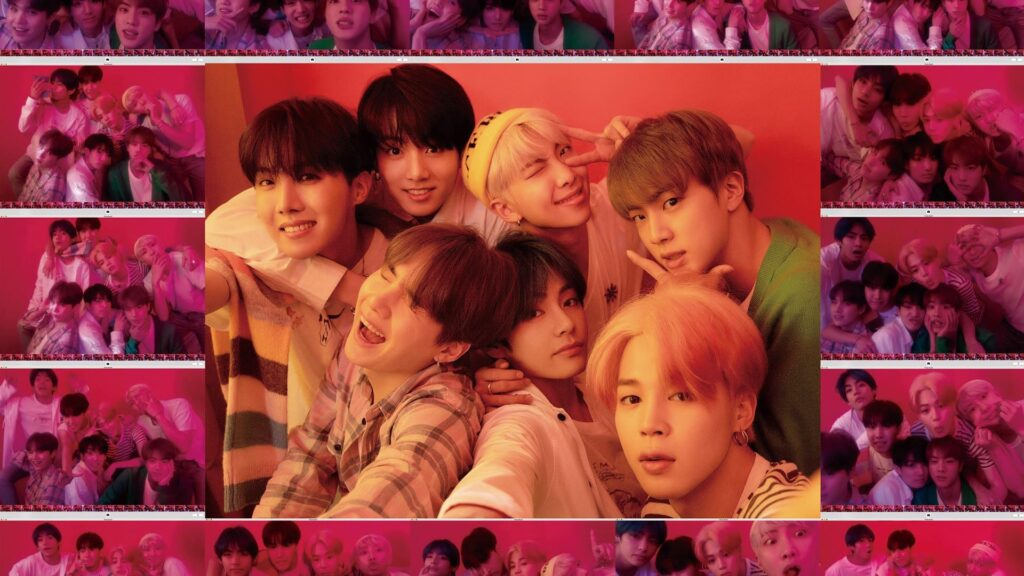 Bts Pc Background
