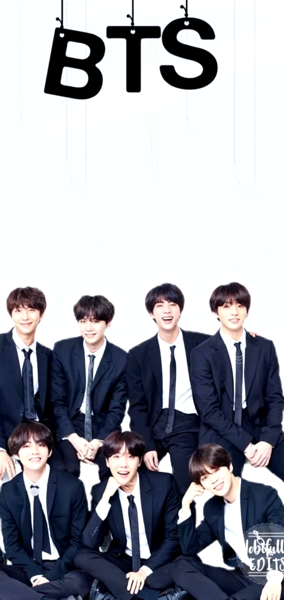 Bts Android Background