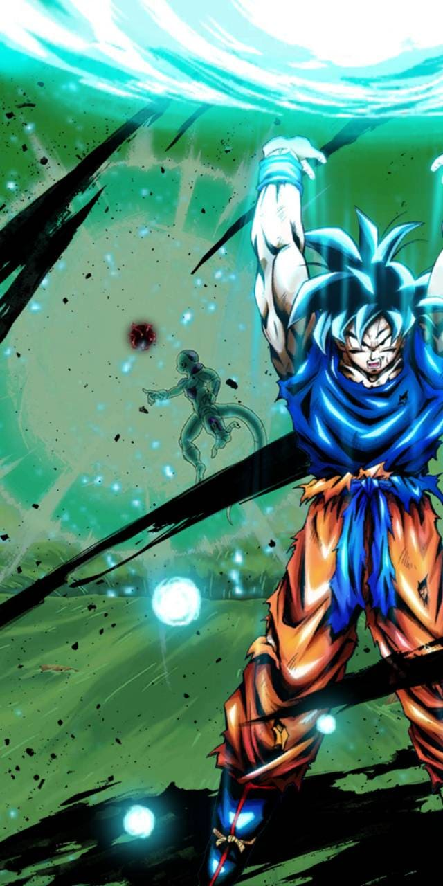 goku android background