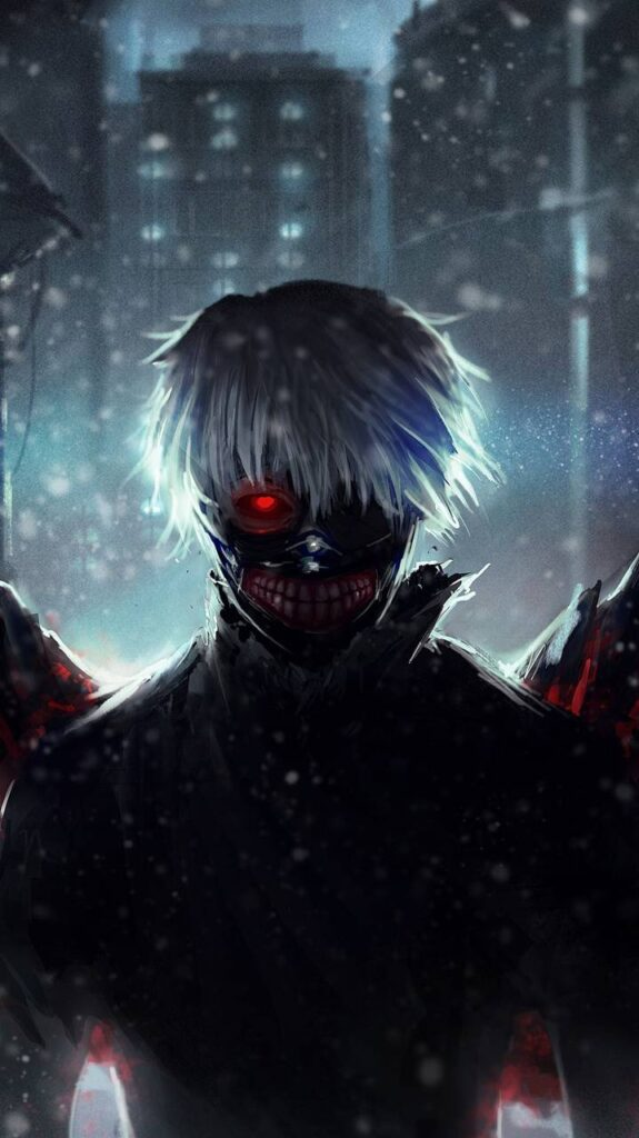 tokyo ghoul android wallpaper 4k