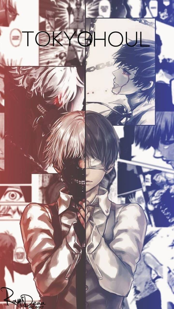tokyo ghoul mobile background