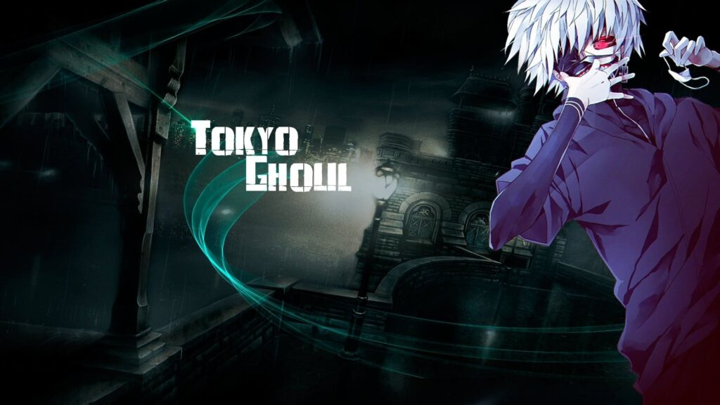 tokyo ghoul pc background