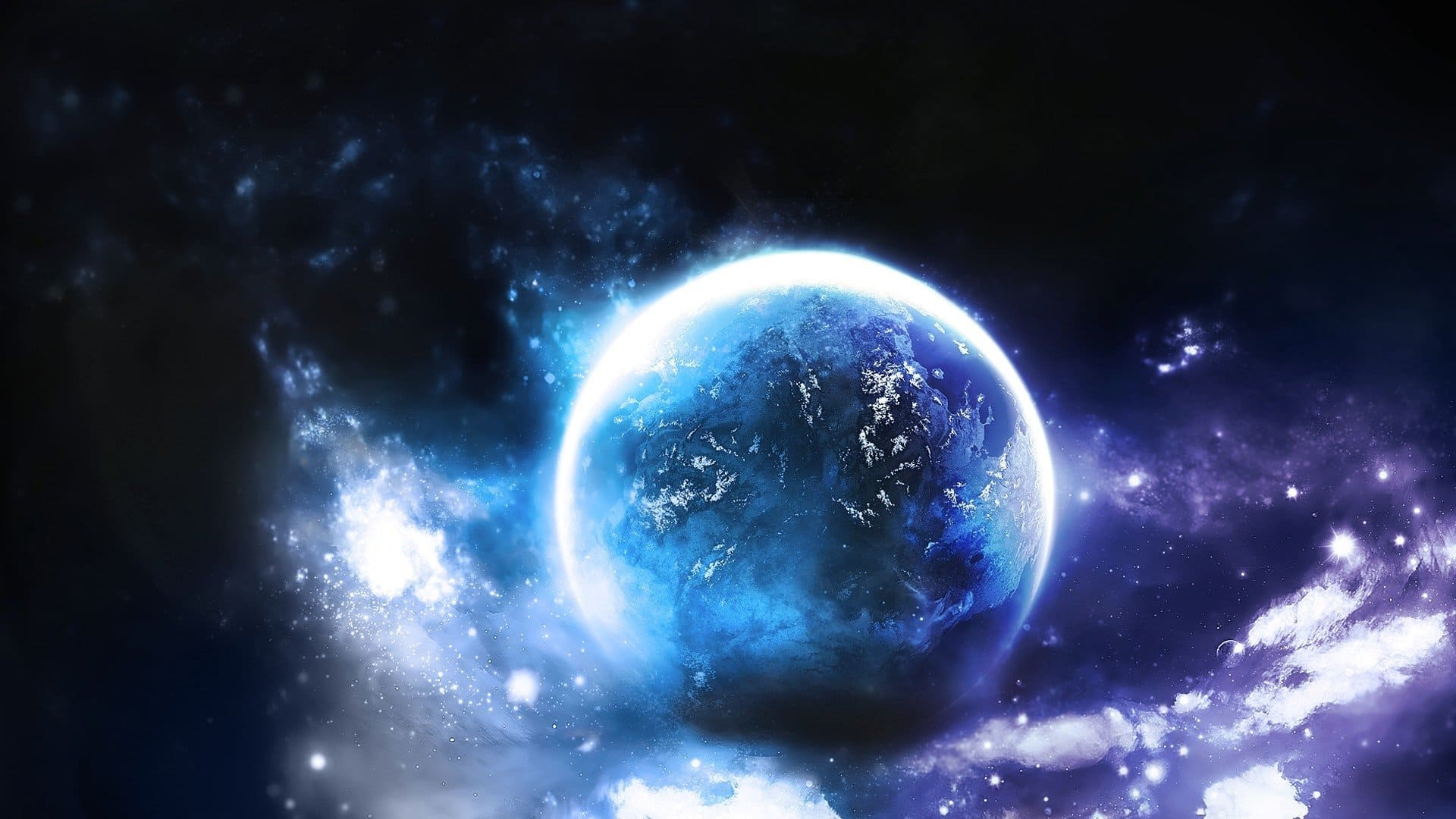 space pc background