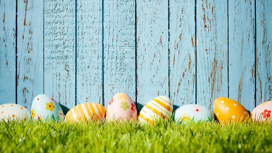 easter pc background