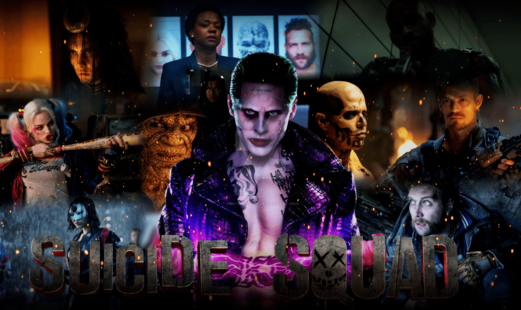 the suicide squadlaptop wallpaper hd